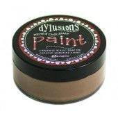 Ranger Dylusions Paint 59 ml - melted chocolate DYP46011)