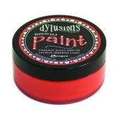Ranger Dylusions Paint 59 ml - postbox red DYP46028)