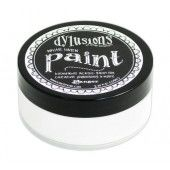 Ranger Dylusions Paint 59 ml - white linen DYP46059)