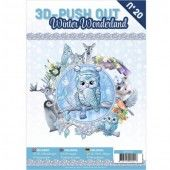 3D Pushout Book - 20 Winter Wonderland