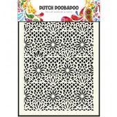 Dutch Doobadoo Dutch Mask Art stencil flower - A5 (470.715.005)*