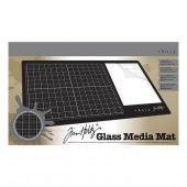 Tonic Studios Tools - Glass Media Mat (58,4x35,6cm) 1914e Tim Holtz