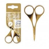 Tonic Studios Tools - Ultra detail craft schaar goud (1666E)