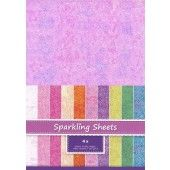Sparkling Sheets - Plum
