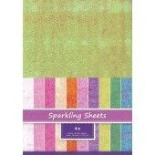 Sparkling Sheets - Lime