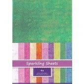 Sparkling Sheets - Green