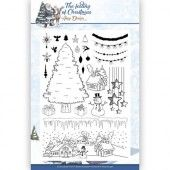 Clearstamp - Amy Design - The Feeling of Christmas