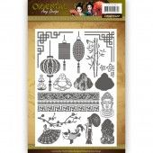 Clearstamp - Amy Design - Oriental