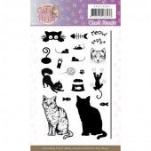 Clear Stamps - Amy Design - Cats World (ADCS10064)