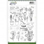 Clear Stamps - Amy Design - Botanical Spring (ADCS10066)