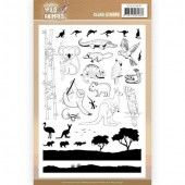 Clear Stamps - Amy Design - Wild Animals Outback (ADCS10067)