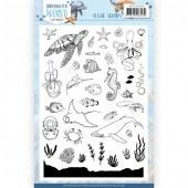Clear Stamps - Amy Design - Underwater World (ADCS10068)