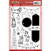 Clear Stamps - Amy Design - Christmas Pets (ADCS10069)