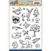 Clear Stamps - Amy Design Forest Animals (ADCS10073)