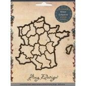 Die - Amy Design - Maps - France