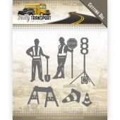 Die - Amy Design - Daily Transport - Road Construction
