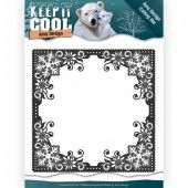Die - Amy Design - Keep it Cool - Cool Square Frame