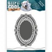 Die - Amy Design - Keep it Cool - Keep it Oval