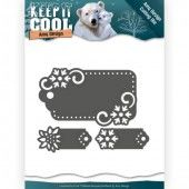 Die - Amy Design - Keep it Cool - Cool Tags
