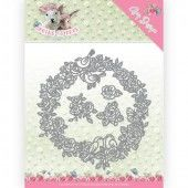 Die - Amy Design - Spring is Here - Circle of Roses
