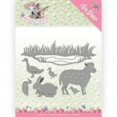 Die - Amy Design - Spring is Here - Spring Animals