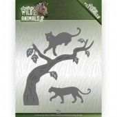 Die - Amy Design - Wild Animals 2 - Panther
