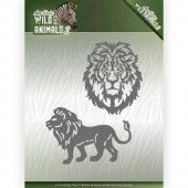 Die - Amy Design - Wild Animals 2 -  Lion
