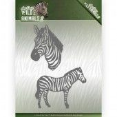 Die - Amy Design - Wild Animals 2 -  Zebra