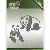 Die - Amy Design - Wild Animals 2 -  Panda Bear