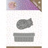 Dies - Amy Design - Cats - Sleeping Cats (ADD10188)