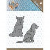 Dies - Amy Design - Dogs - Sitting Dogs (ADD10189)