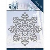 Dies - Amy Design - Winter Friends - Snow Crystal (ADD10191)