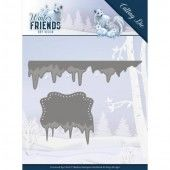 Dies - Amy Design - Winter Friends - Ice Border (ADD10192)