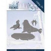 Dies - Amy Design - Winter Friends - Polar Friends (ADD10194)