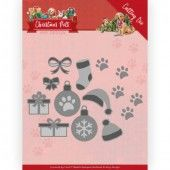 Dies - Amy Design - Christmas Pets - Christmas Decorations (ADD10215)
