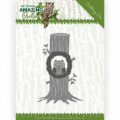 Dies - Amy Design - Amazing Owls - Owl in Tree (ADD10218)