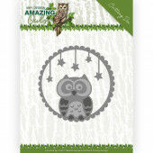 Dies - Amy Design - Amazing Owls - Night Owl (ADD10219)