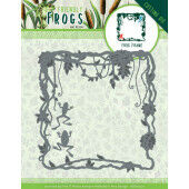 Dies - Amy Design - Friendly Frogs - Frog Frame (ADD10227)