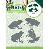Dies - Amy Design - Friendly Frogs - Frog (ADD10229)