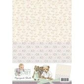 Paperpack background sheets 1 - Baby Collection - Amy Design