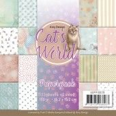 Paperpack - Amy Design - Cats World (ADPP10029)