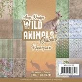 Paperpack - Amy Design - Wild Animals Outback (ADPP10032)