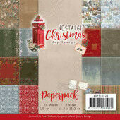 Paperpack - Amy Design - Nostalgic Christmas (ADPP10036)