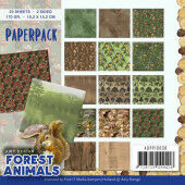 Paperpack - Amy Design Forest Animals (ADPP10038)
