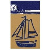 Aurelie Sailboat Craft Die (AUCD1027)