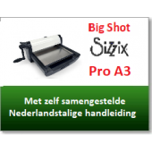 Sizzix Big Shot Pro Machine A3-formaat (660550)*