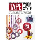 DuckTape Tape Your Style Boek (DE) (700-97)