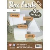 Box Cards 2 - Wit