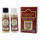 Cadence ei / mozaiek crackle set 01 70+70ml (301603/0144)