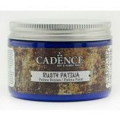 Cadence rusty patina verf Patina Lapis Blue 0005 150ml (301272/0005)